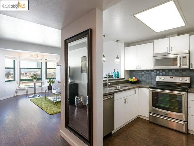 988 Franklin St 1011, Oakland, CA 94607 (#EB40929141) :: The Kulda Real Estate Group