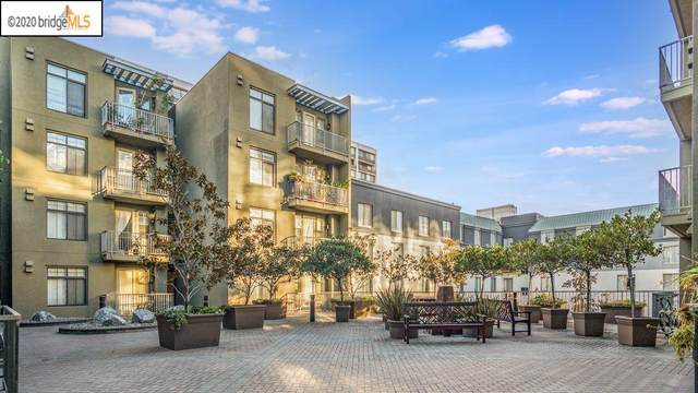 989 Franklin St 302, Oakland, CA 94607 (#EB40929142) :: The Sean Cooper Real Estate Group