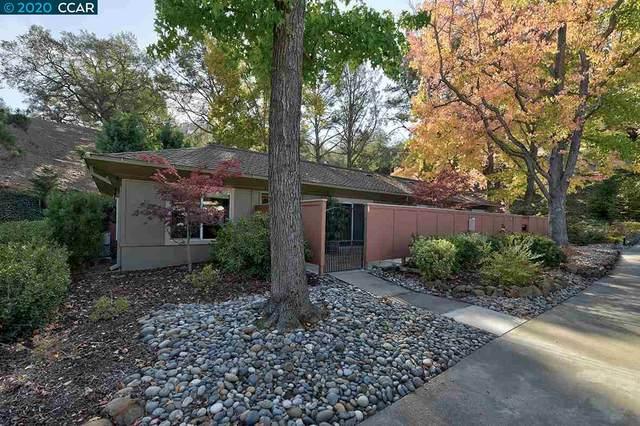 1233 Oakmont Dr 1, Walnut Creek, CA 94595 (#CC40927823) :: Alex Brant
