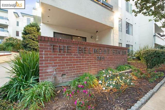 389 Belmont St 109, Oakland, CA 94610 (#EB40929174) :: The Kulda Real Estate Group