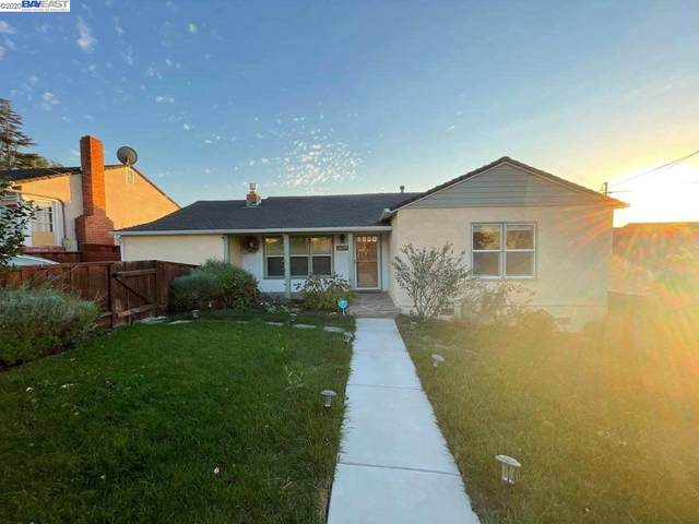 16075 Carolyn St, San Leandro, CA 94578 (#BE40927888) :: The Kulda Real Estate Group