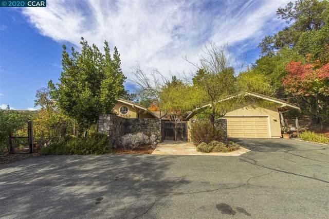3350 Hillside Terr, Lafayette, CA 94549 (#CC40929193) :: Intero Real Estate