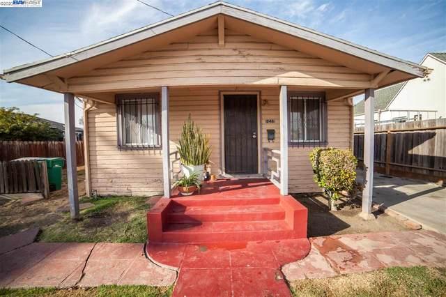 1033 90Th Ave, Oakland, CA 94603 (#BE40929198) :: Robert Balina | Synergize Realty