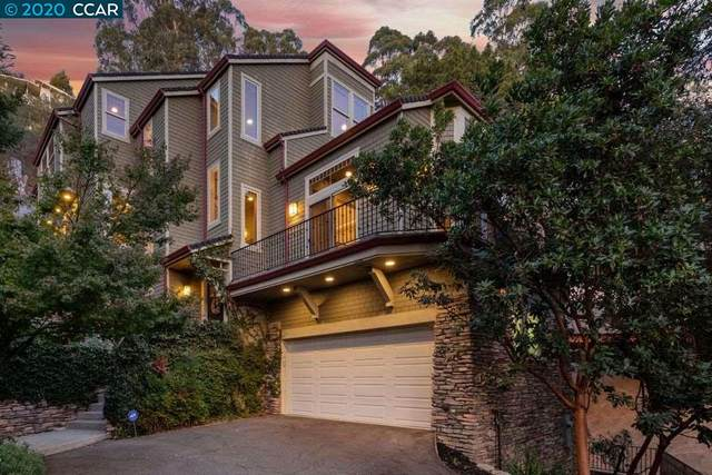 2110 Arrowhead Dr, Oakland, CA 94611 (#CC40929201) :: The Kulda Real Estate Group