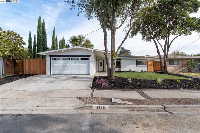 2786 Broadmoor Ave, Concord, CA 94520 (#BE40929203) :: Robert Balina | Synergize Realty