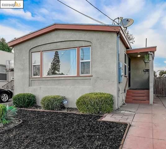 2215 64Th Ave, Oakland, CA 94605 (#EB40929225) :: Robert Balina | Synergize Realty