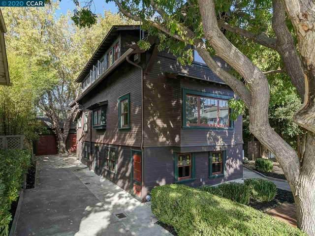 4953 Desmond St, Oakland, CA 94618 (#CC40929236) :: The Goss Real Estate Group, Keller Williams Bay Area Estates