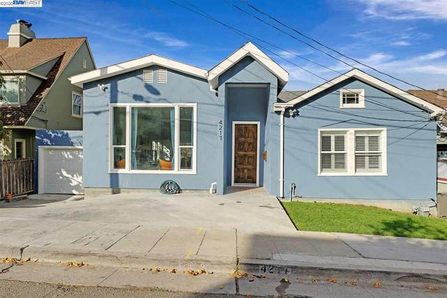 4217 Balfour Ave, Oakland, CA 94610 (#BE40929255) :: The Kulda Real Estate Group