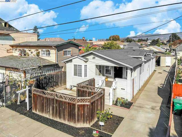 4116 E16th Street, Oakland, CA 94601 (#BE40929273) :: The Realty Society