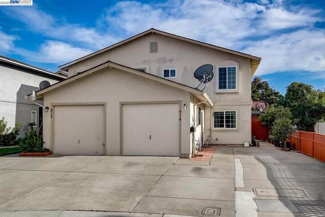914 G St, Union City, CA 94587 (#BE40928431) :: Robert Balina | Synergize Realty