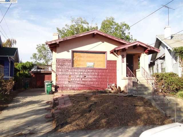 950 39Th St, Oakland, CA 94608 (#BE40929313) :: Intero Real Estate