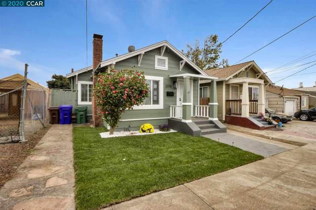 2370 Gaynor Ave, Richmond, CA 94804 (#CC40929331) :: The Kulda Real Estate Group