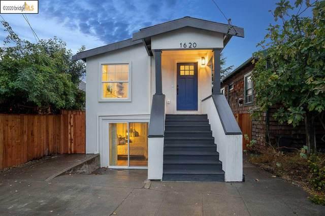 1620 Chestnut St, Berkeley, CA 94702 (#EB40929350) :: Robert Balina | Synergize Realty