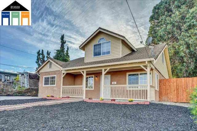 Jennifer Dr, San Pablo, CA 94806 (#MR40929361) :: Real Estate Experts
