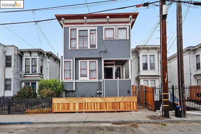 690 25th Street, Oakland, CA 94612 (#EB40929412) :: The Kulda Real Estate Group