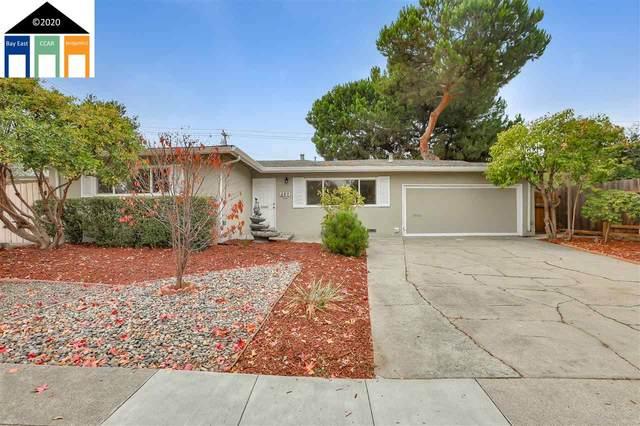 489 Wagman Dr, San Jose, CA 95129 (#MR40929436) :: Robert Balina | Synergize Realty