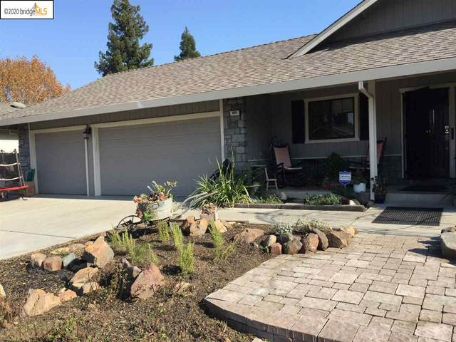 308 Wildberry Dr, Brentwood, CA 94513 (#EB40929450) :: Robert Balina | Synergize Realty
