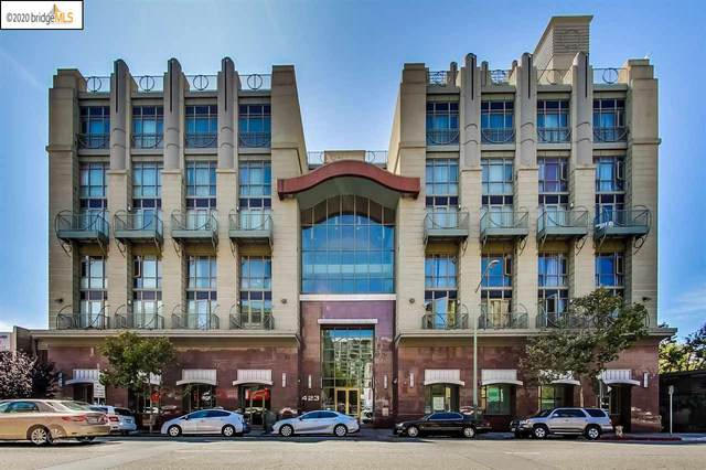 423 7Th St 706, Oakland, CA 94607 (#EB40929472) :: The Kulda Real Estate Group