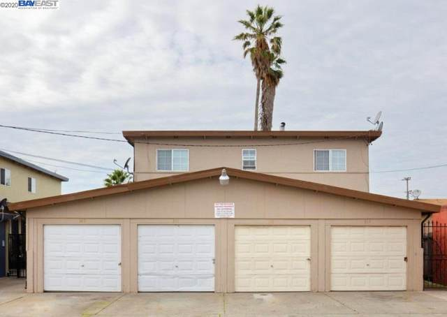317 S 25Th St, Richmond, CA 94804 (#BE40929527) :: RE/MAX Gold