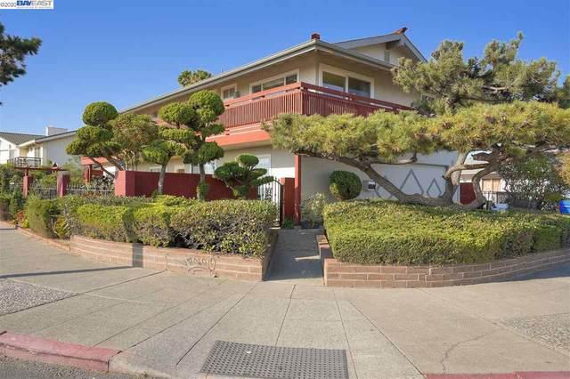 301 Coral Reef Road, Alameda, CA 94501 (#BE40929546) :: The Sean Cooper Real Estate Group