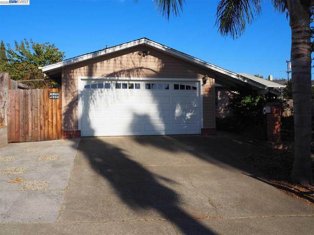 268 Redwing Street, Vallejo, CA 94589 (#BE40929559) :: The Kulda Real Estate Group