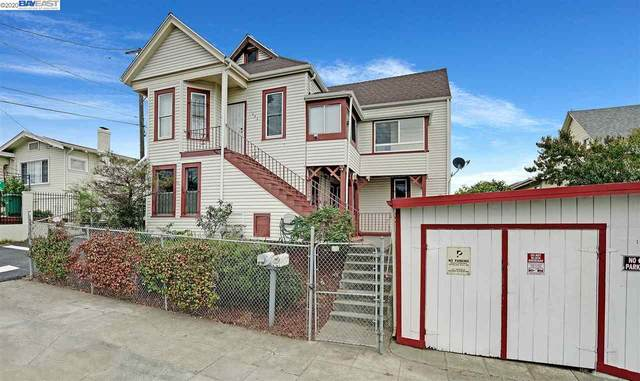 1622 21St Ave, Oakland, CA 94606 (#BE40929574) :: The Kulda Real Estate Group