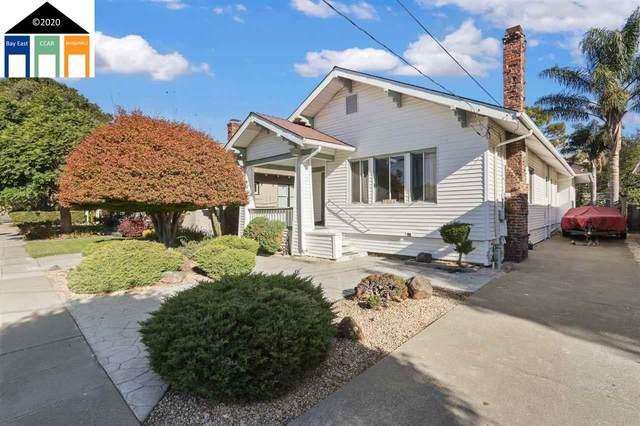 3269 Garfield Ave, Alameda, CA 94501 (#MR40929581) :: Olga Golovko