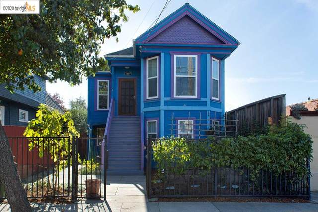 1109 32nd Street, Oakland, CA 94608 (#EB40929730) :: Intero Real Estate