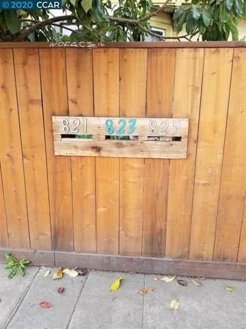 821 Milton St, Oakland, CA 94607 (#CC40929744) :: Olga Golovko