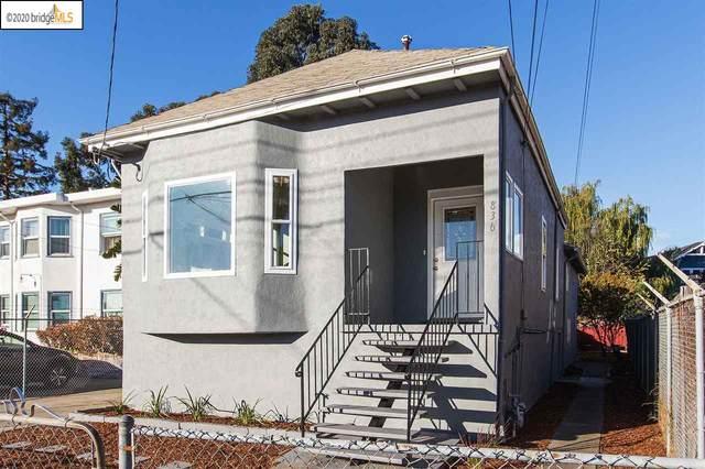836 47Th St, Oakland, CA 94608 (#EB40929762) :: Intero Real Estate