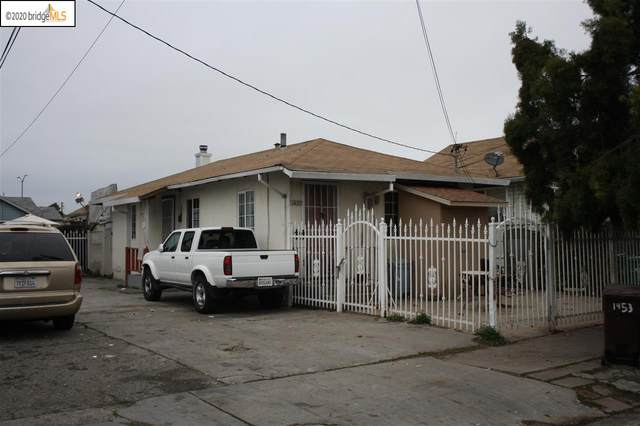 1453 74Th Ave, Oakland, CA 94621 (#EB40929798) :: Real Estate Experts