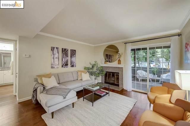 630 Canyon Oaks Dr A, Oakland, CA 94605 (#EB40929825) :: The Kulda Real Estate Group