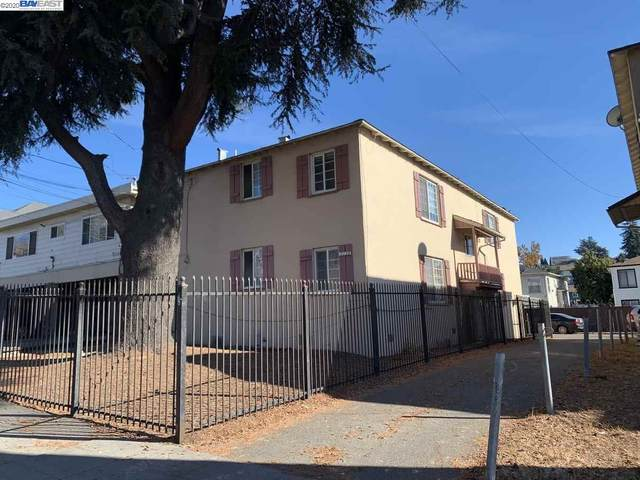 2138 High St, Oakland, CA 94601 (#BE40929840) :: The Kulda Real Estate Group