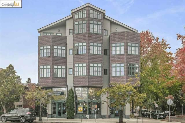 2628 Telegraph Ave 304, Berkeley, CA 94704 (#EB40929857) :: Real Estate Experts