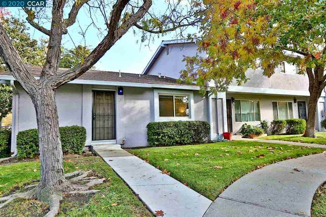 3828 Willow Pass Rd F, Concord, CA 94519 (#CC40929914) :: The Realty Society