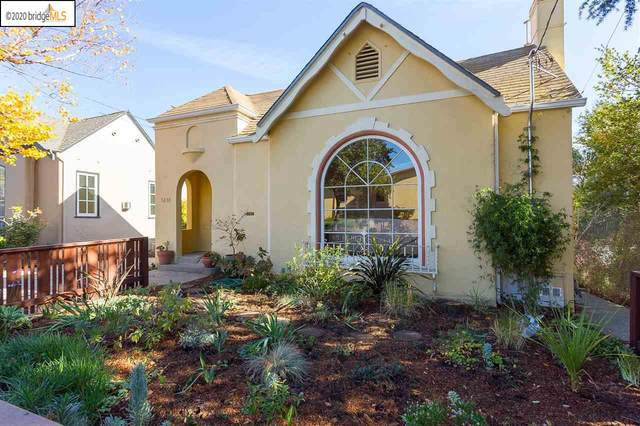 3630 Hillview St, Oakland, CA 94602 (#EB40929554) :: The Kulda Real Estate Group