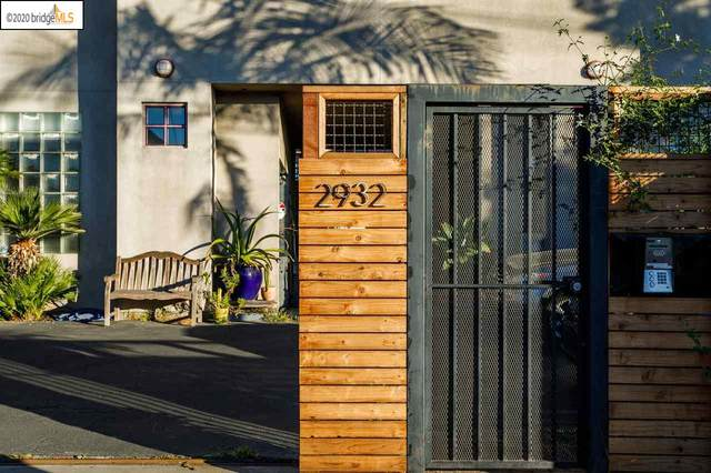 2932 Filbert Street 2, Oakland, CA 94608 (#EB40929935) :: Olga Golovko