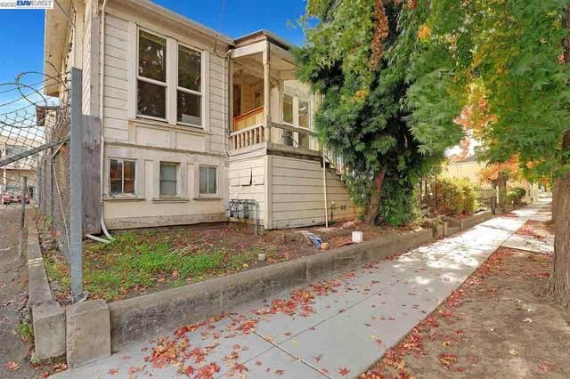 5832 Marshall St, Oakland, CA 94608 (#BE40929937) :: Intero Real Estate