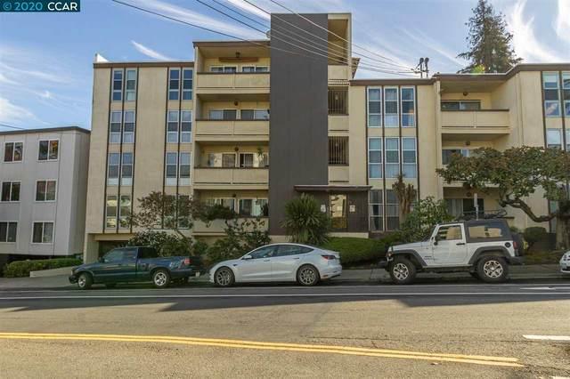 666 Oakland Ave 101, Oakland, CA 94611 (#CC40929944) :: Robert Balina   Synergize Realty