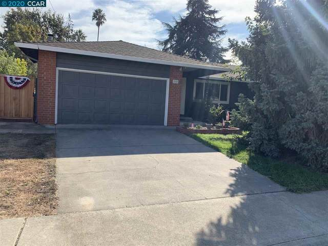2640 Tokola Drive, Concord, CA 94518 (#CC40929456) :: The Realty Society