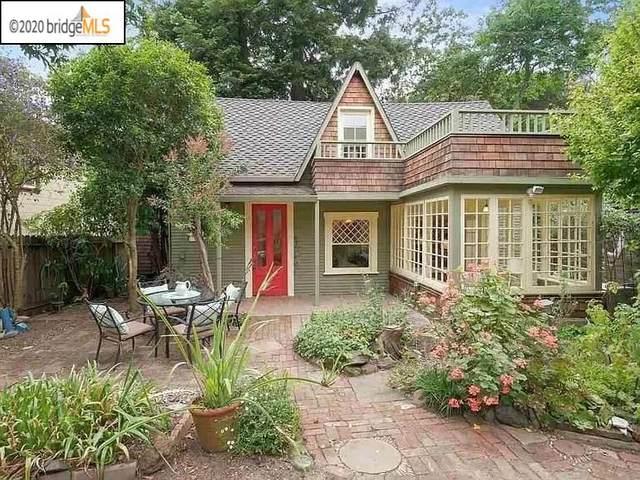2530 Piedmont, Berkeley, CA 94704 (#EB40929978) :: The Realty Society