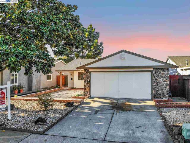 4624 Queen Anne Ct, Union City, CA 94587 (#BE40930006) :: The Kulda Real Estate Group