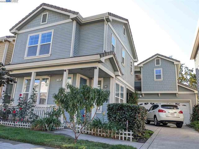 1185 Cherrybrooke Cmns, San Leandro, CA 94578 (#BE40930014) :: The Realty Society