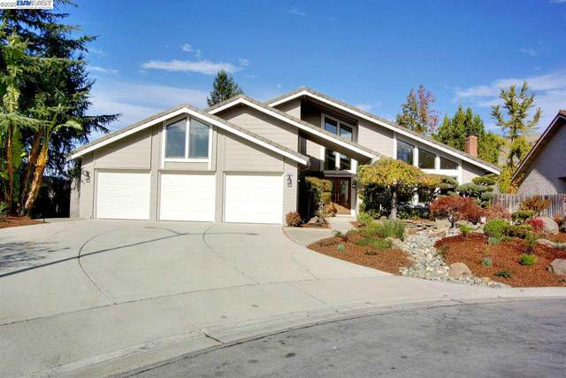 1066 Kachina Ct, Fremont, CA 94539 (#BE40930015) :: Robert Balina | Synergize Realty