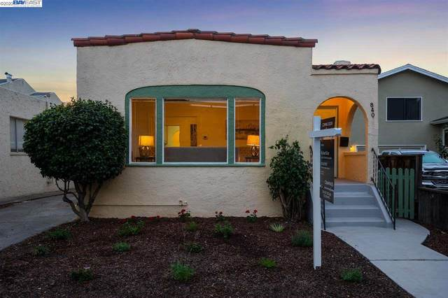 840 Masonic Ave, Albany, CA 94706 (#BE40929895) :: The Sean Cooper Real Estate Group