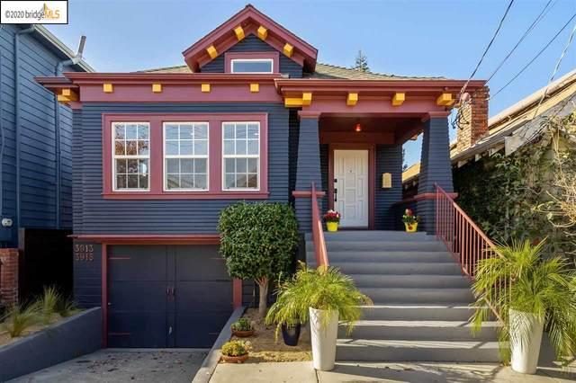 3915 Lusk St, Oakland, CA 94608 (#EB40930020) :: Intero Real Estate