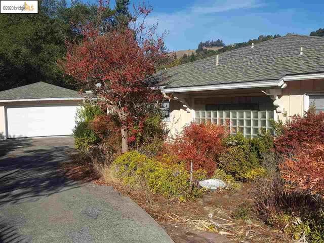 3930 Canyon Road, Lafayette, CA 94549 (#EB40930030) :: Intero Real Estate