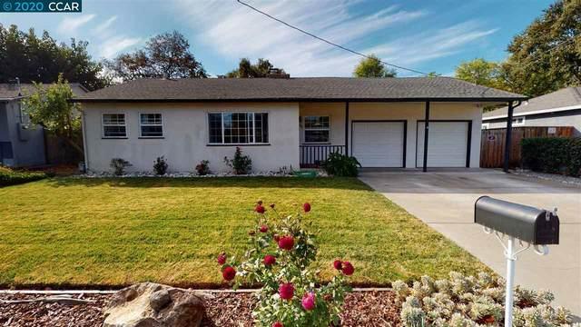 1043 Orange St, Concord, CA 94518 (#CC40927879) :: Intero Real Estate