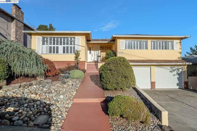 5026 Tyler Ln, Castro Valley, CA 94546 (#BE40930041) :: Strock Real Estate