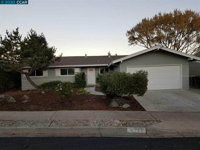 6645 Waverly Rd, Martinez, CA 94553 (#CC40930046) :: The Kulda Real Estate Group